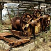 Rail winch